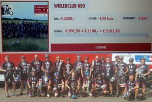 Wielerploeg Ride for the Roses 1