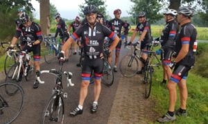 Wielerploeg Ride for the Roses 2